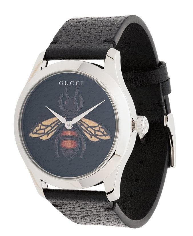 Часы Gucci с пчелкой