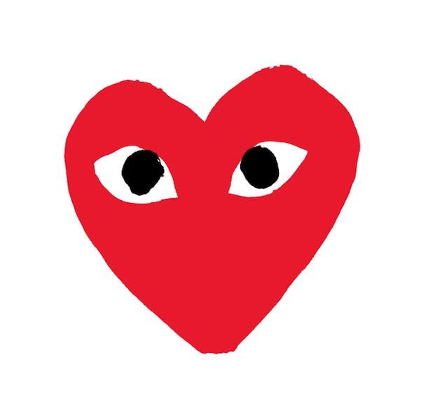 Бренд сердечко с глазами