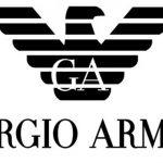 Бренд одежды с логотипом орла — Emporio Armani