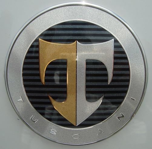 Эмблема Hyndai Tuscani
