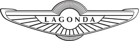 Логотип Lagonda