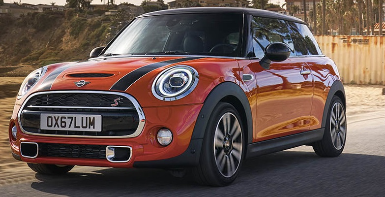 New Mini Hatch and Hatch Convertible 2018