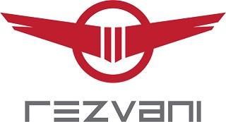 Логотип Rezvani