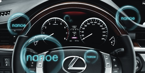 Lexus nanoe