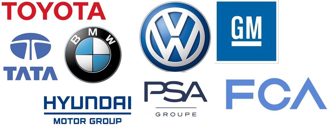 Автомобильные холдинги
