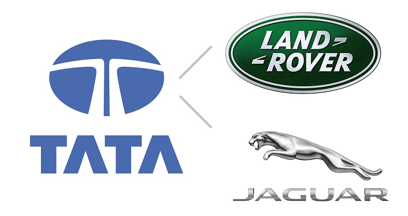 Логотипы брендов Tata Motors