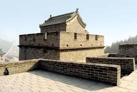 Башня-маяка-Великой-Китайской-Стены