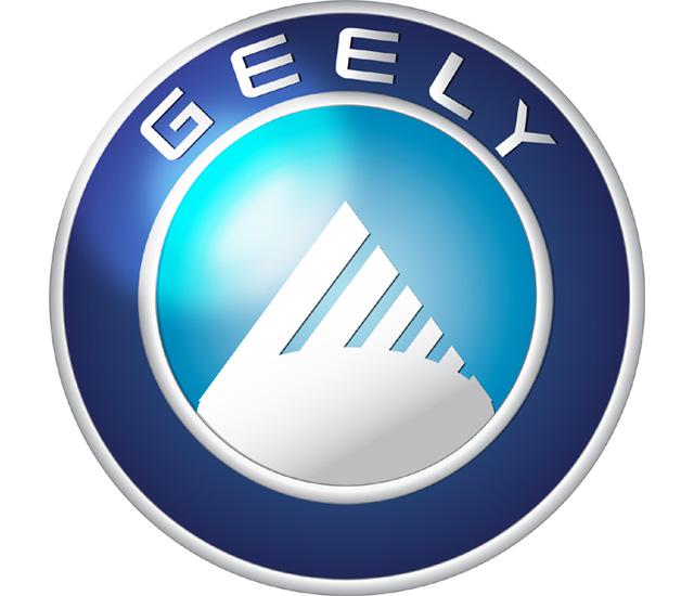 Geely logo 2003-2014