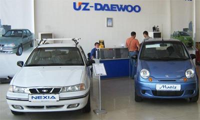 Daewoo Nexia и Daewoo Matiz
