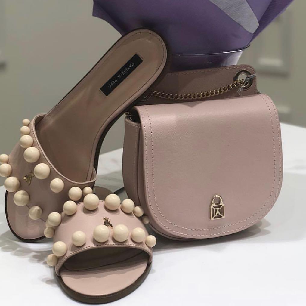 Сумка и обувь Patrizia Pepe